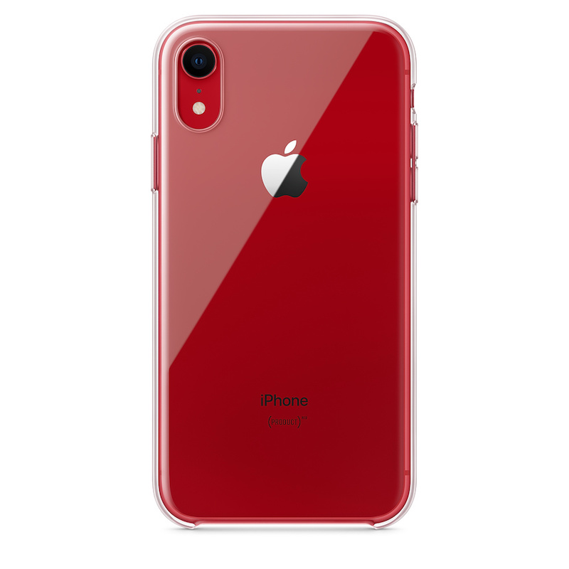 Apple Begins Selling iPhone XR Clear Case, Costs $39 in United States