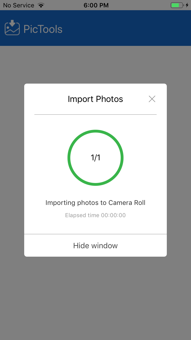 How to Fix Cannot Import Photos to the Camera Roll?