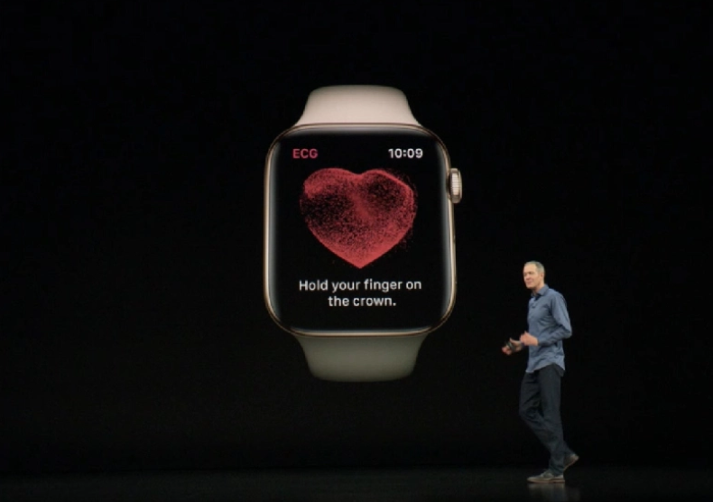 Apple Watch's New ECG App Helps Save Another Life