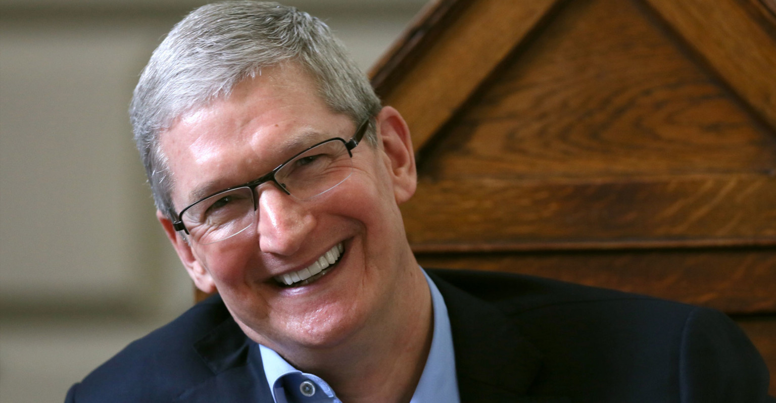 Tim Cook Says Apple Will 'Announce New Services this Year'
