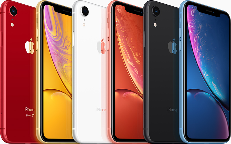 Apple Cuts iPhone XR Prices for Third-Party Distributors in China