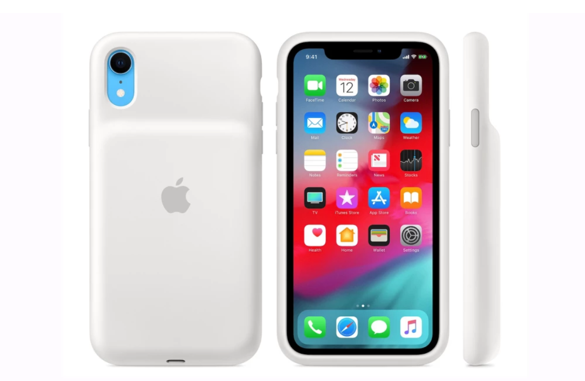 Apple Officially Releases Smart Battery Cases for iPhone XS/Max/XR