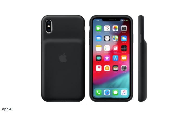 Review: Apple New iPhone XS/Xs Max Smart Case