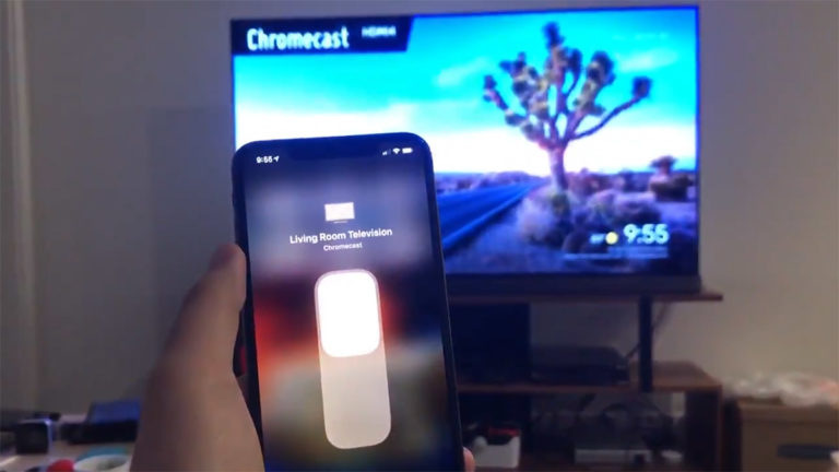 Developer Hacks iOS 12.2 Beta to Demo Capabilities of HomeKit for TVs