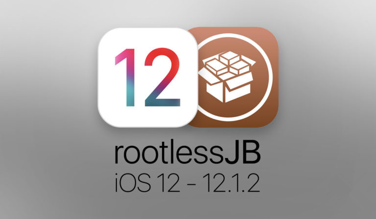 How to Jailbreak iOS 12 – iOS 12.1.2 on iPhone or iPad Using rootlessJB?