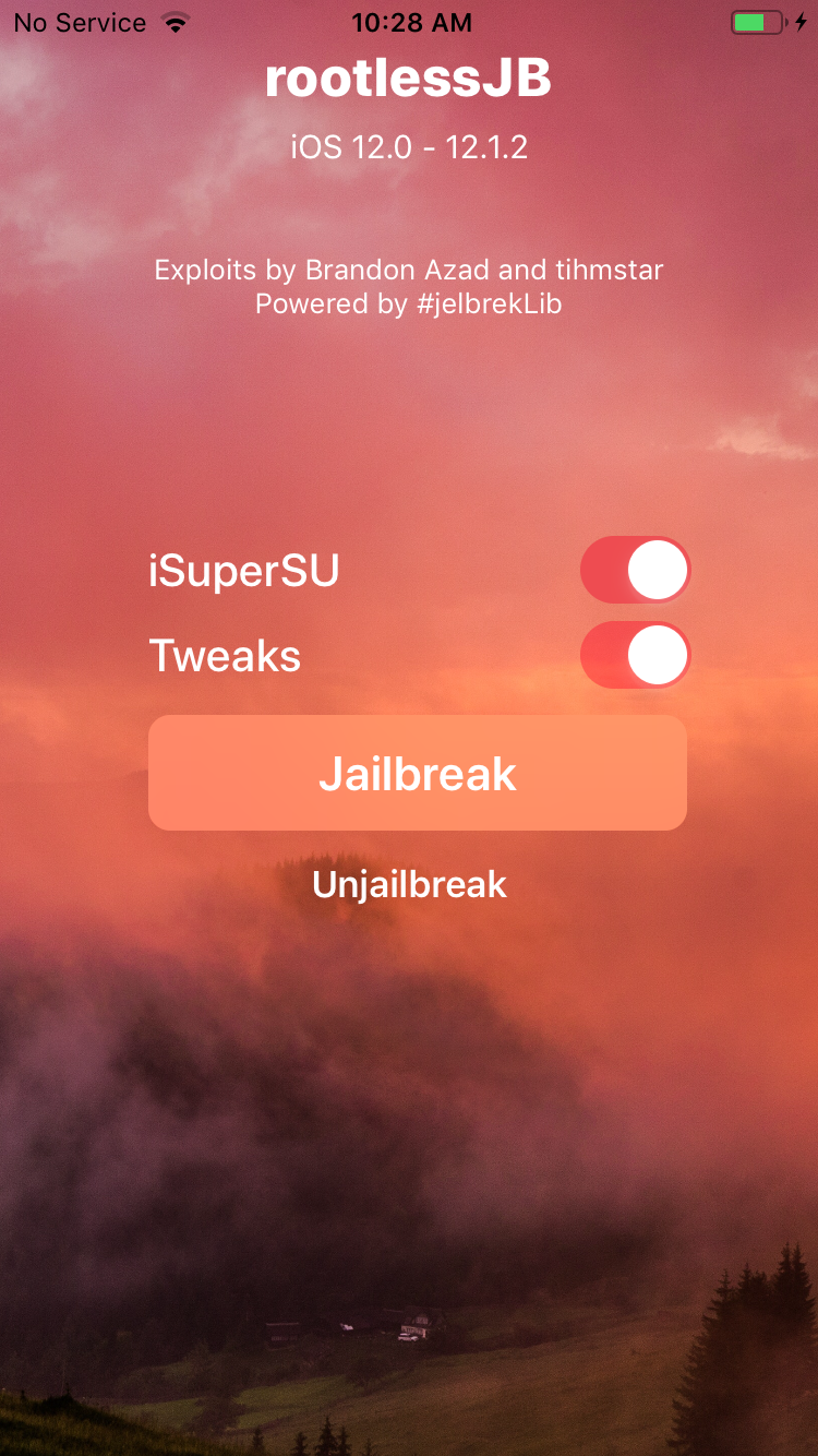 Filza for iOS 12 / 12.1.2 RootlessJB Jailbreak Released