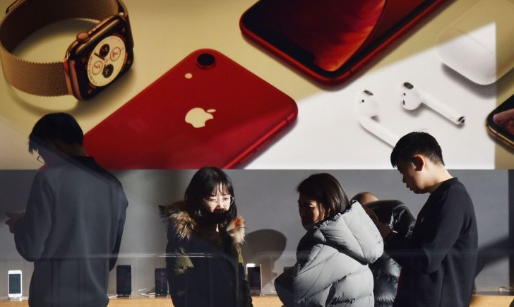 Search Trends in China Show Interest in IPhone Down Nearly 50%