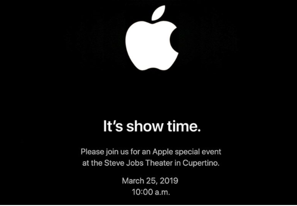 March 2019 Apple Event: What to Expect