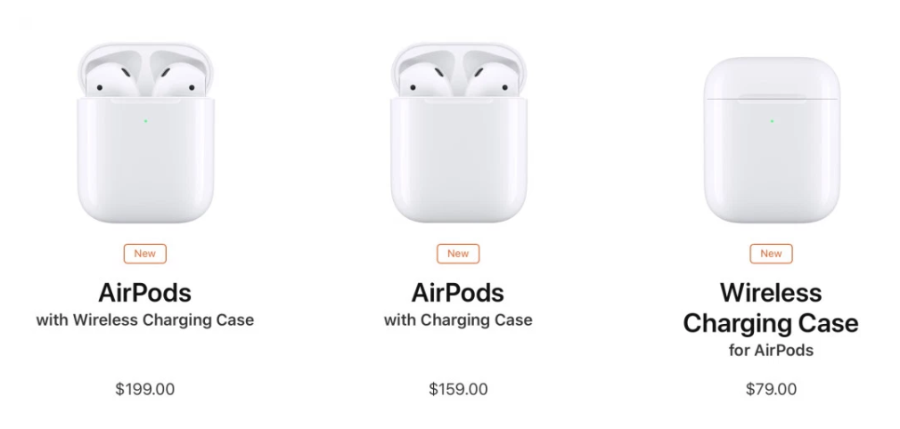 New AirPods 2 vs Old AirPods: What's the Difference?