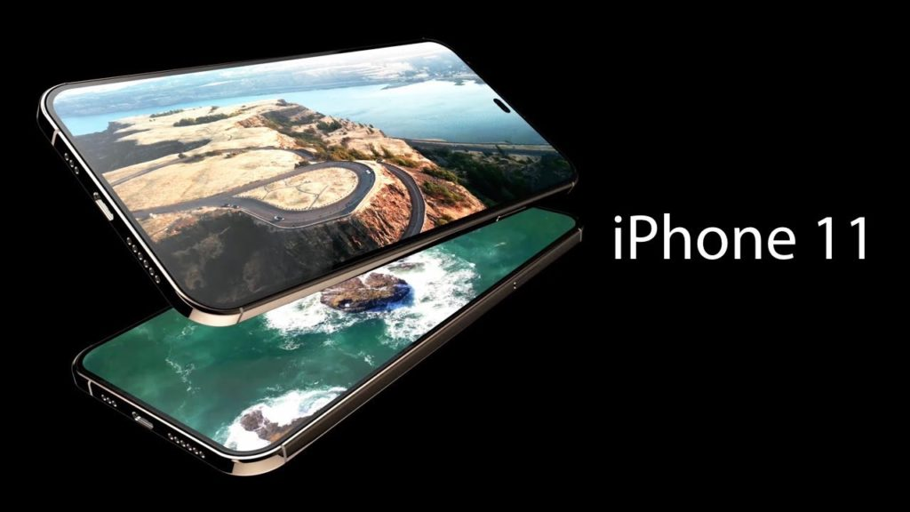 iPhone 11 Concept Envisions Triple Camera Setup, Punch-Hole Notch, and 100W Fast Charging