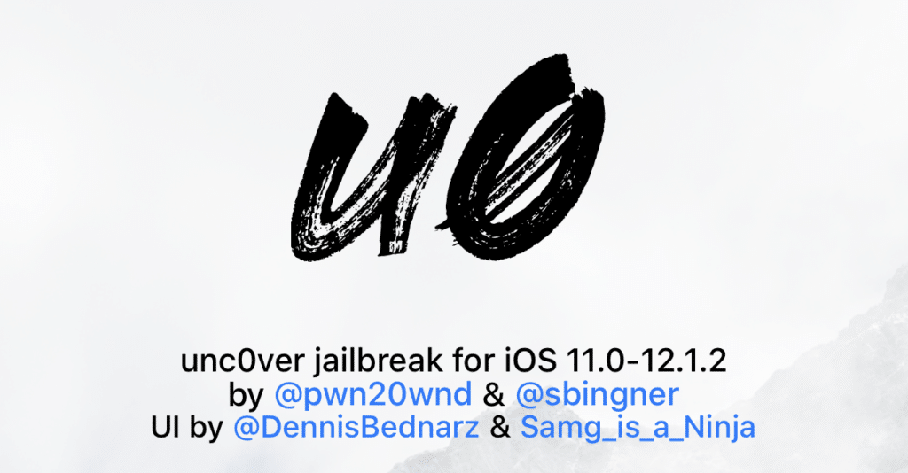 New Release of Unc0ver Jailbreak for iOS 11 – iOS 12.1.2 Now Out with Bug Fixes