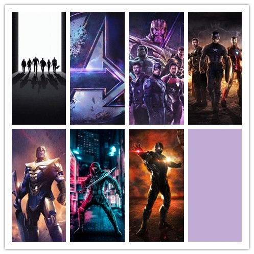 'Avengers: Endgame' Wallpapers for iPhone and iPad