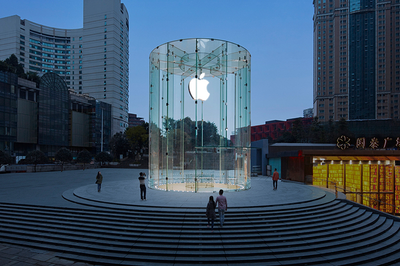 We Ranked the Most Beautiful Apple Stores in the World