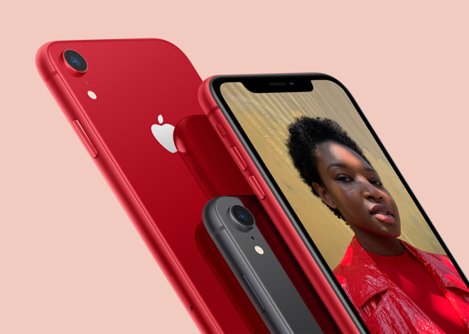 Apple Shipped 4.5M iPhone XRs in North America Last Quarter