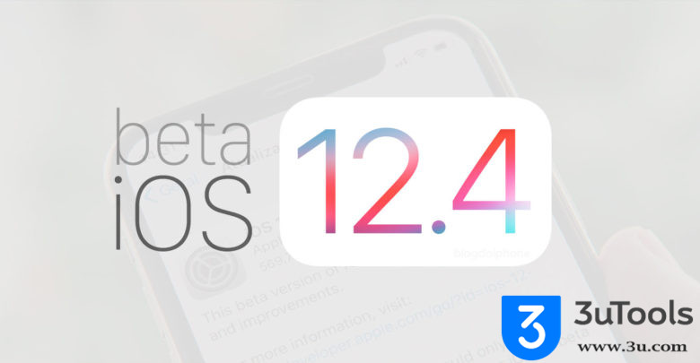How to Install iOS 12.4 Beta 1 on 3uTools?