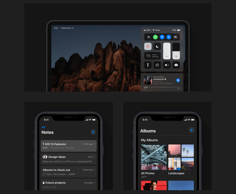 This is How Incredible iOS 13 Might Look on the iPhone 11