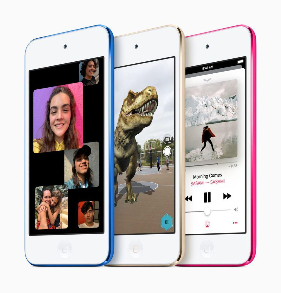 Apple's New iPod Touch Gets A10 Fusion Chip, Starts at $199