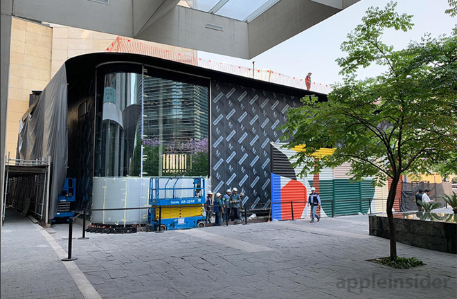 Apple's First Latin American Flagship Store to Open in September
