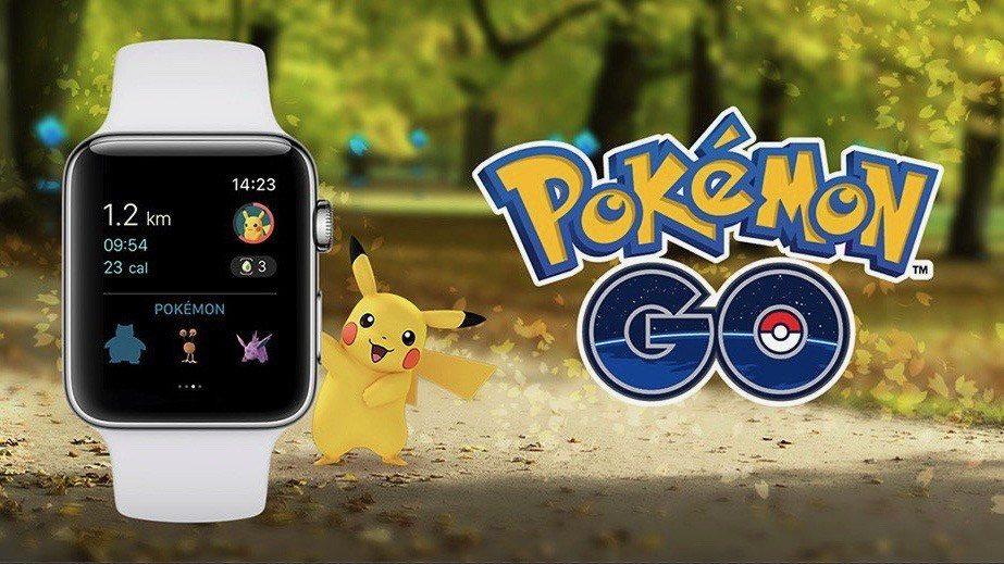 Niantic Is Ending Support for Pokémon Go on the Apple Watch