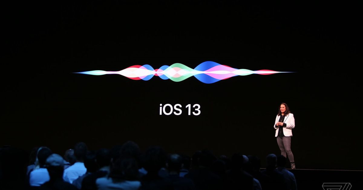 Siri Is Getting a New Voice in iOS 13