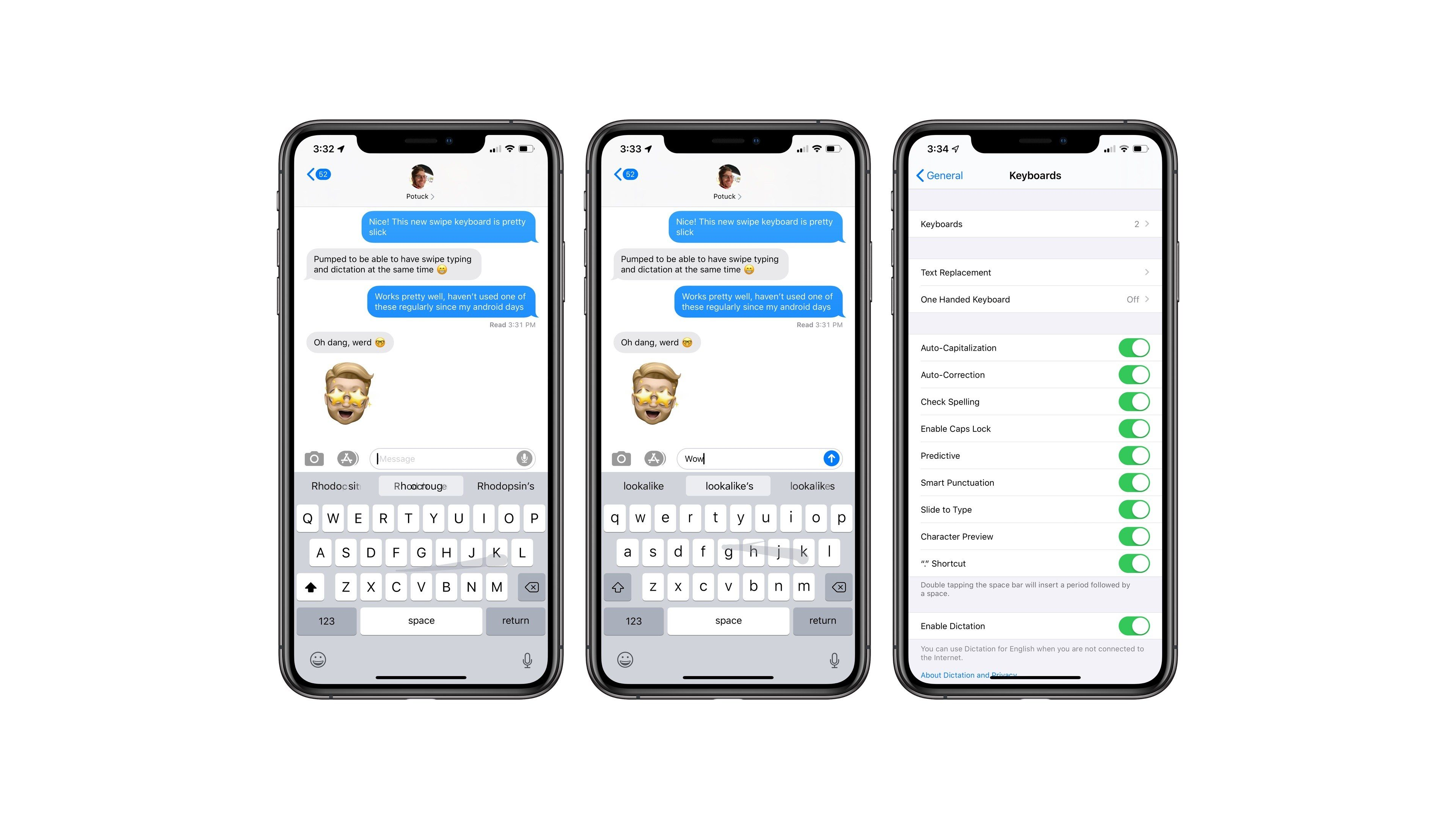 The Swipe Keyboard in iOS 13 Is a Useful New Addition