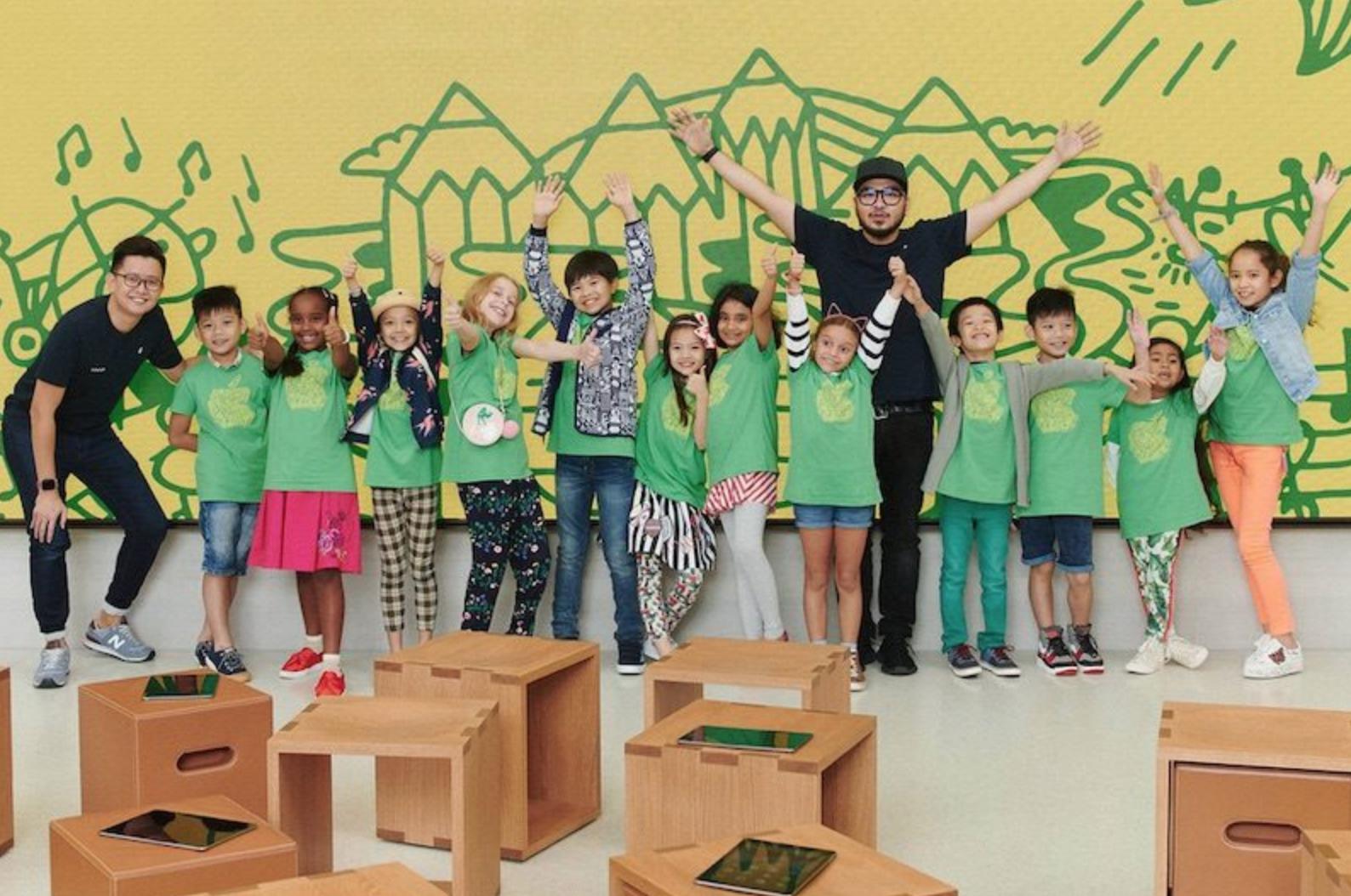 2019 Apple Camp for Kids Registration Opens June 17