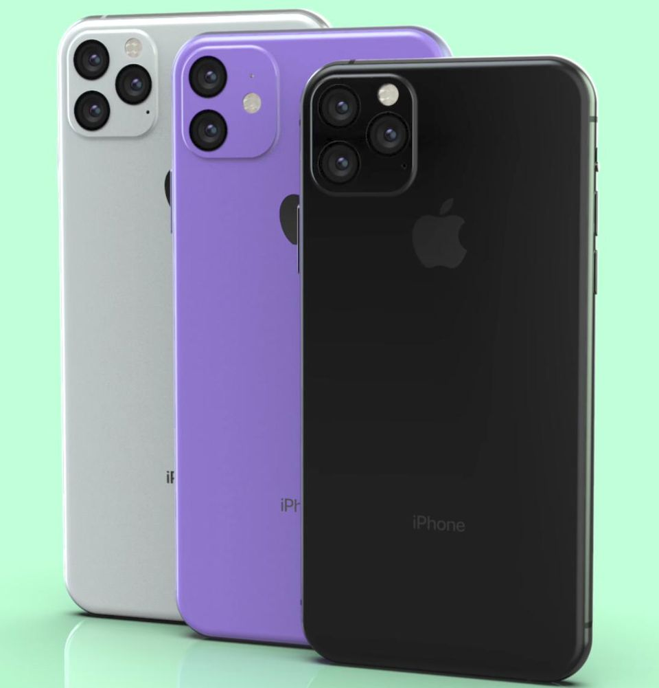 More Bad News for Apple as New iPhone Designs Exposed