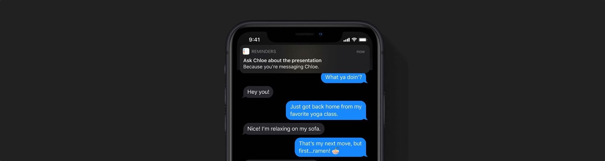 Say Goodbye to Procrastination and Hello to iOS 13's New Reminders app