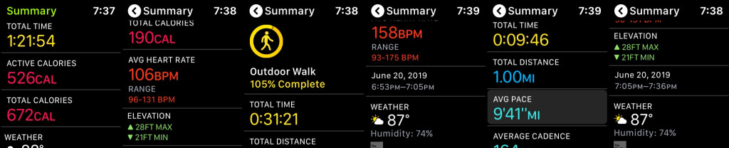 WatchOS 6 Makes Apple Watch a Better Fitness Tracker