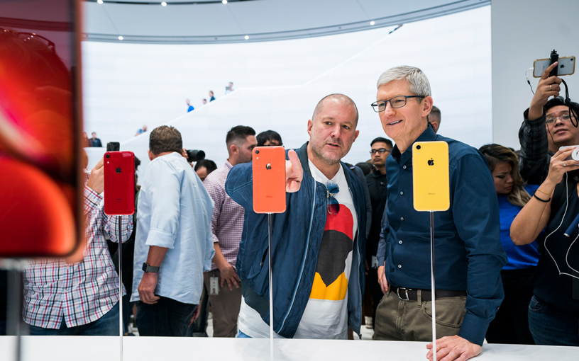 Jony Ive to Form Independent Design Company