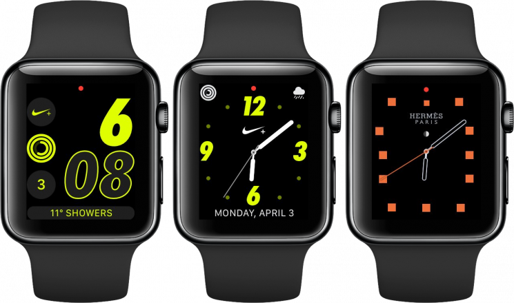 How to Get the Hermès and Nike+ Watch Faces on Apple Watch
