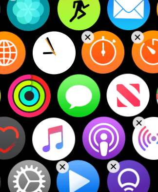 WatchOS 6 Beta 3 Allows Users to Delete Stock Apps