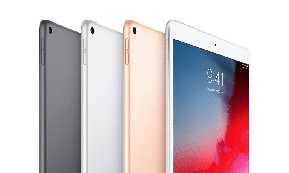Five New iPad Running iPadOS Registered in Eurasian Database