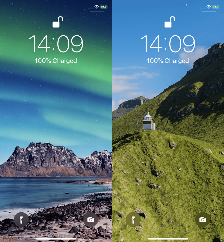 How to automatically change wallpapers on your iPhone?