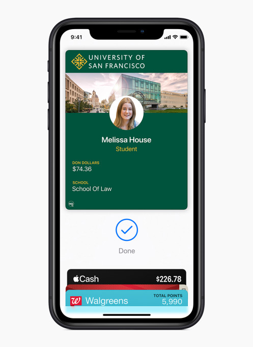 Apple Brings Contactless Student IDs to a Dozen More Universities