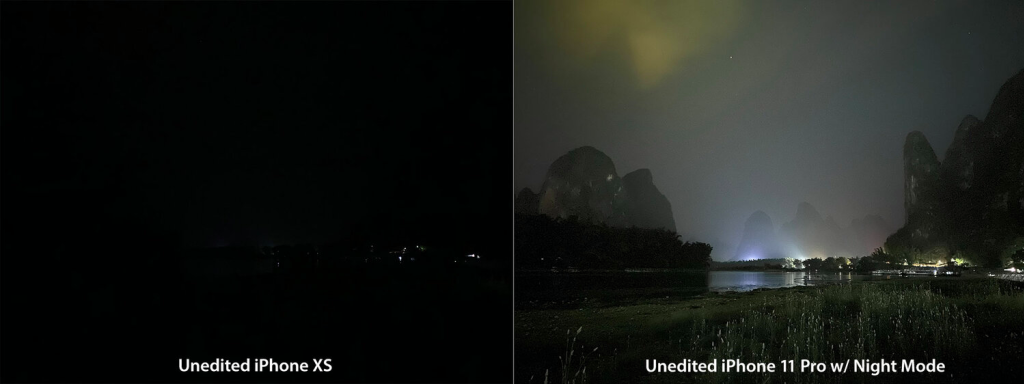 iPhone 11 Pro Camera and Night mode Praised by Travel Photographer Austin Mann [Gallery]