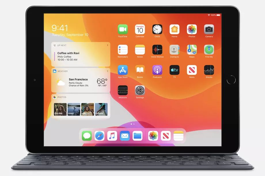 Apple's new 10.2-inch iPad Begins Shipping Tomorrow