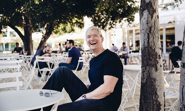 Tim Cook Says he has 'not Regretted it for one Minute'
