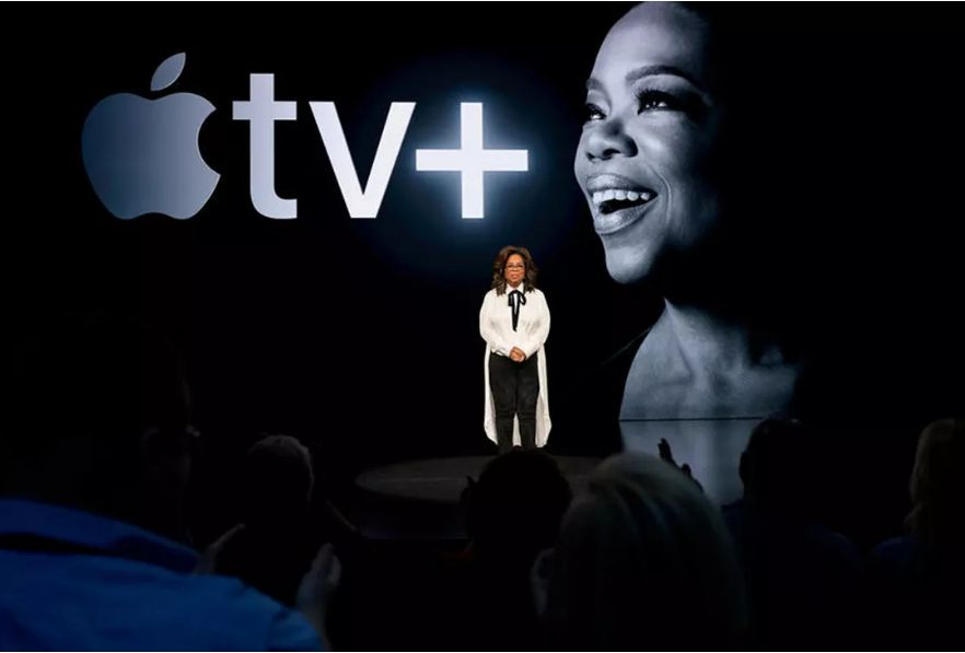 Apple in Talks With MGM and Pac-12 Over Content Deals for Apple TV+