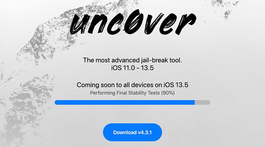 Jailbreak for All iOS 13.5 Devices Coming Soon, Hackers Say