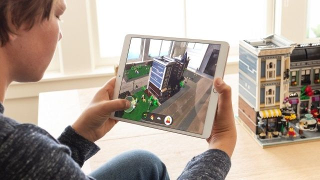 Apple is Reportedly Working on AR Content for TV+ Shows