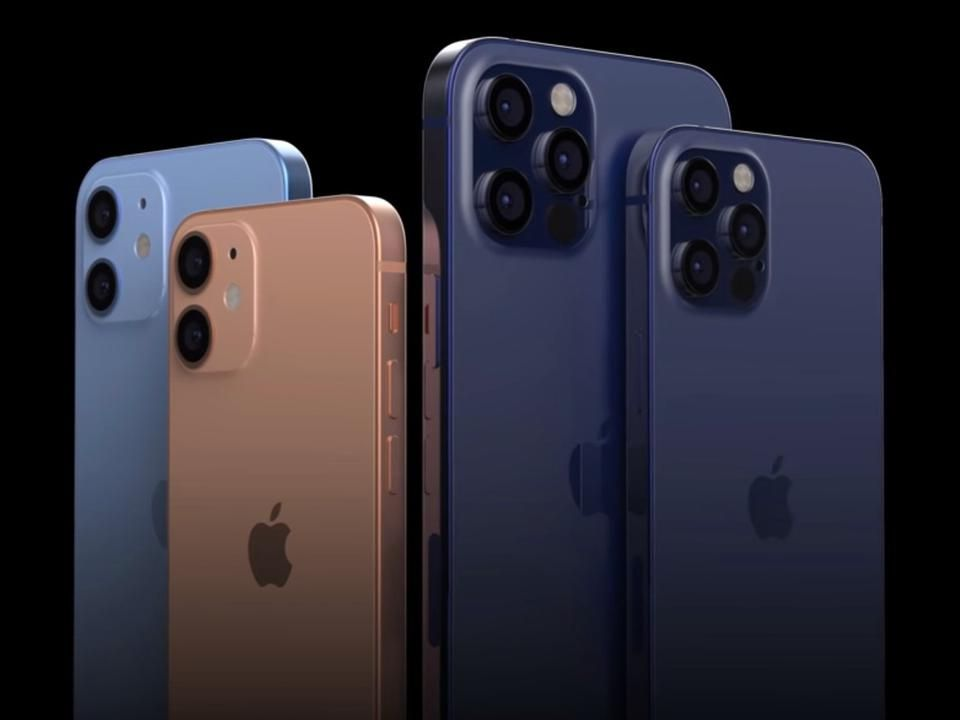 Apple Accident Confirms New iPhone 12, iPhone 12 Pro Releases