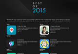 Apple's Best 25 iOS Apps of 2015
