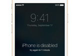 Backup Your iOS Device When It's Disabled or in Password in Normal Mode