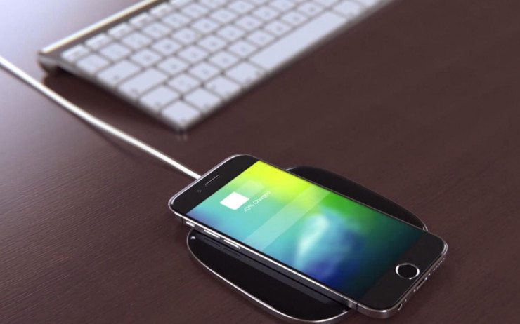 "The ""iPhone 8"" Could Have Wireless Charging"
