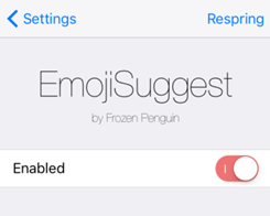 How to Use the New Emoji Keyboard of iOS 10 on Jailbroken iOS 9?
