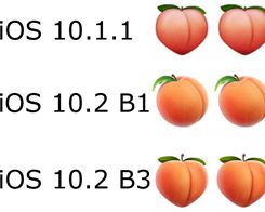 "Apple Brings Back the ""Peach-Butt"" Emoji in iOS 10.2 Beta 3"