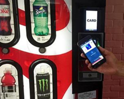 Apple Pay Branding on Vending Machines Increases Mobile Payment Usage 135%, Overall Sales by 36%