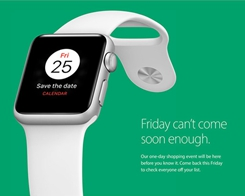 Big Discount ? Apple to Hold One-Day Black Friday Sales Event