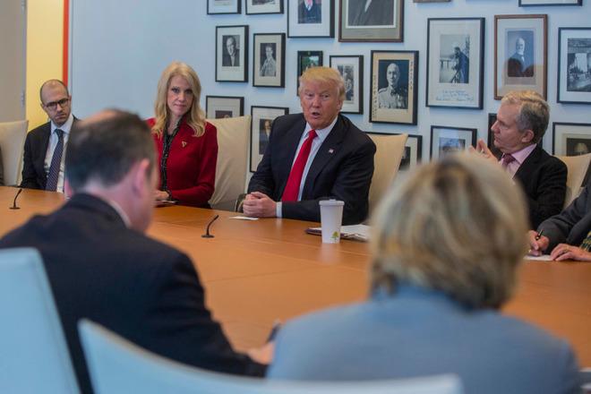 Trump Considers Apple Manufacturingin US a 'Real Achievement'